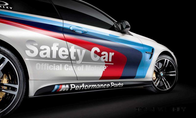 2015 BMW M4 Safety Car 12
