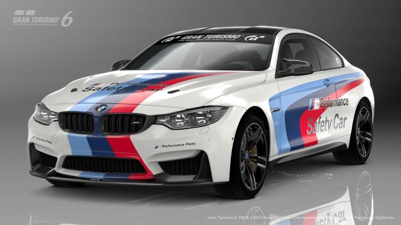 2015 BMW M4 Safety Car 4