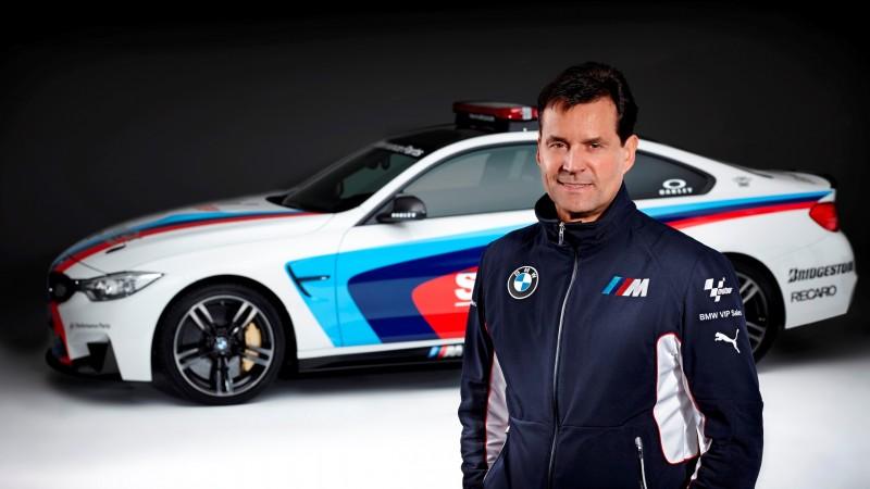 2015 BMW M4 Safety Car 8