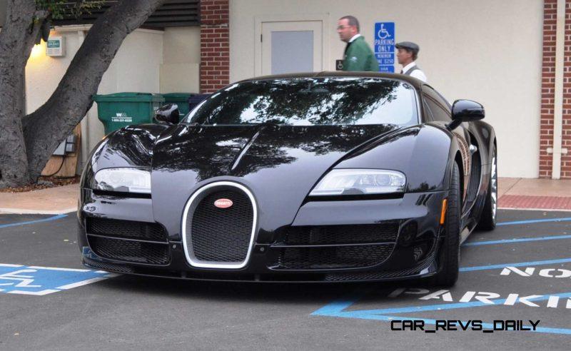 2015 Bugatti Veyron Vitesse 4