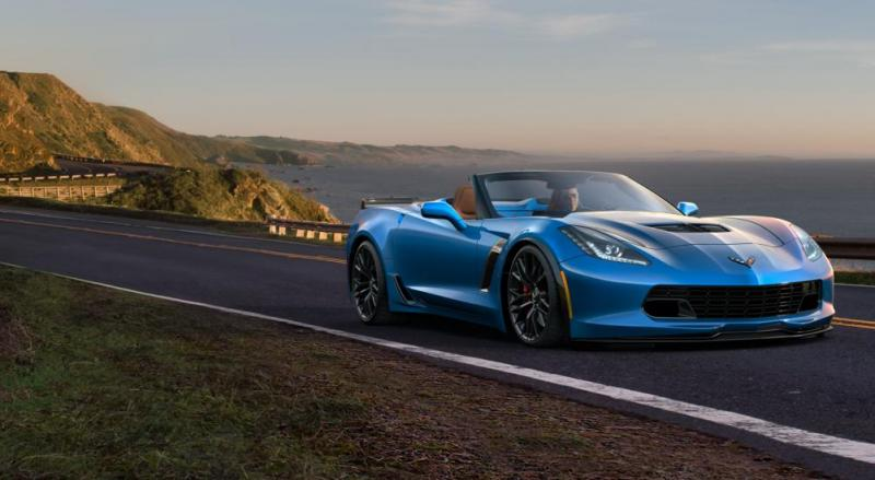 2015 CHevrolet Corvette Z06 Convertible -  Visualizer of All COLORS and WHEELS 20