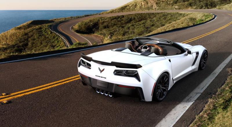 2015 CHevrolet Corvette Z06 Convertible -  Visualizer of All COLORS and WHEELS 32
