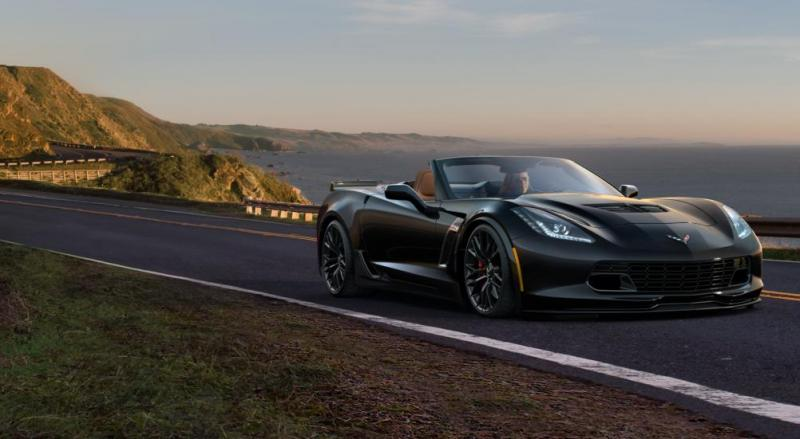 2015 CHevrolet Corvette Z06 Convertible -  Visualizer of All COLORS and WHEELS 44