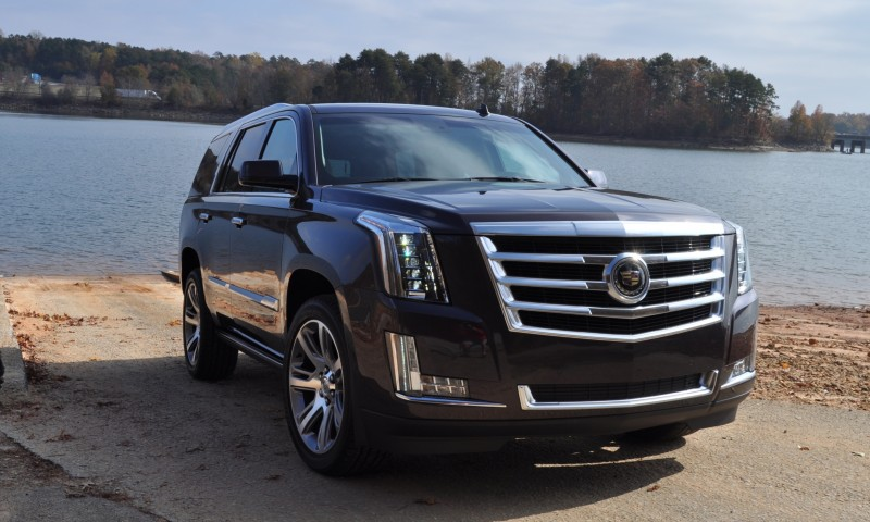 2015 Cadillac Escalade Luxury AWD 15