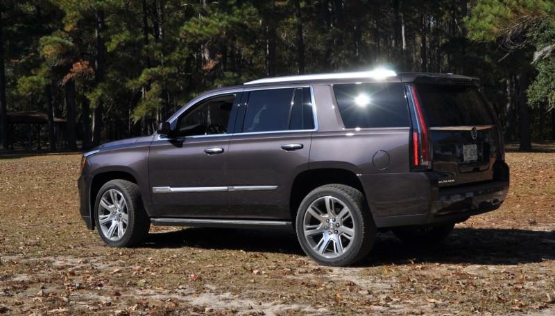2015 Cadillac Escalade Luxury AWD 23