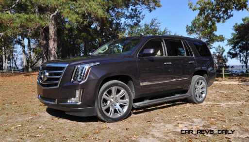 2015 Cadillac Escalade Luxury AWD 46