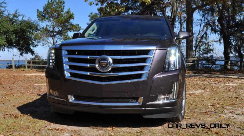 2015 Cadillac Escalade Luxury AWD 51