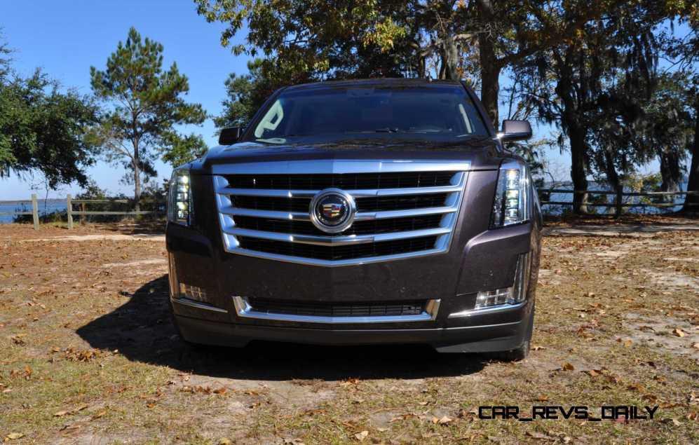 2015 Cadillac Escalade Luxury AWD 52