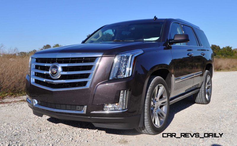2015 Cadillac Escalade Luxury AWD 65