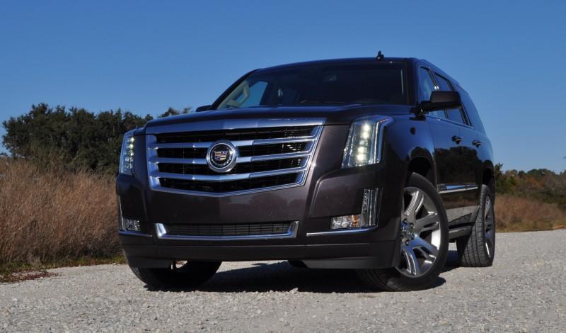 2015 Cadillac Escalade Luxury AWD 71