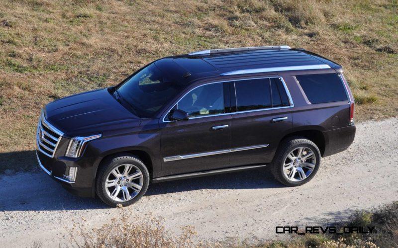 2015 Cadillac Escalade Luxury AWD 79