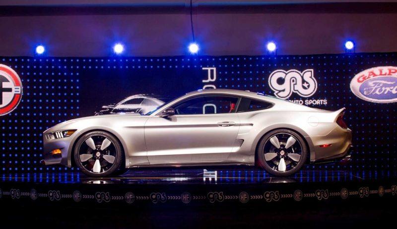2015 FISKER Rocket Mustang 18