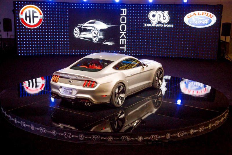 2015 FISKER Rocket Mustang 20