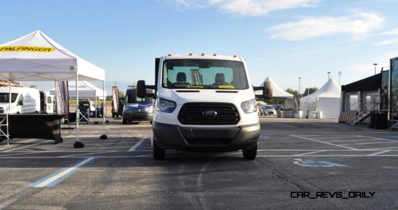 2015 Ford Transit Upfits 35