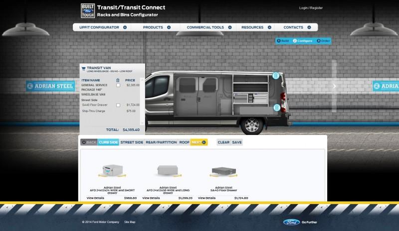 2015 Ford Transit Upfits 67