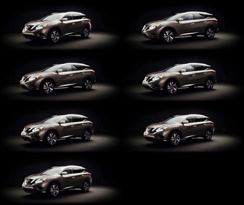 2015 Nissan Murano Colors Guide 4