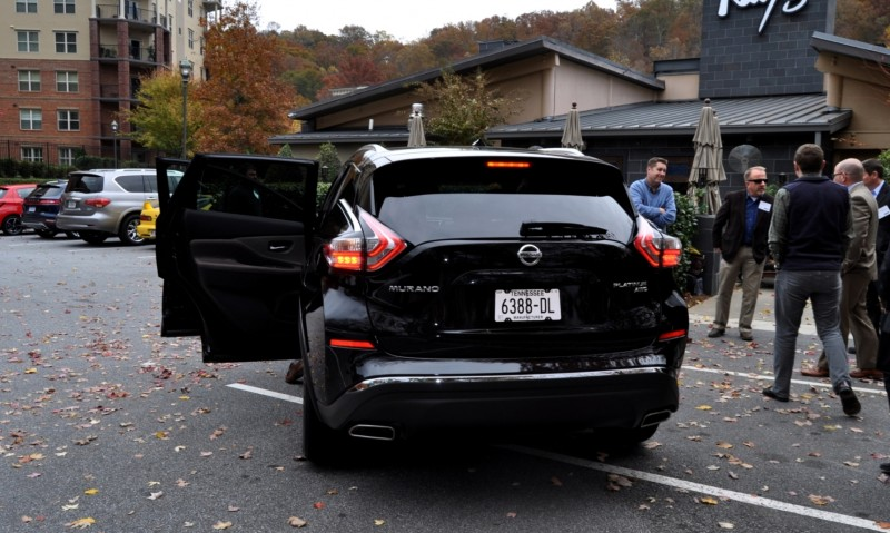 2015 Nissan Murano Platinum AWD 111