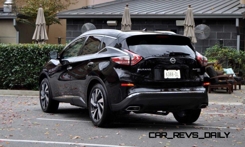 2015 Nissan Murano Platinum AWD 130