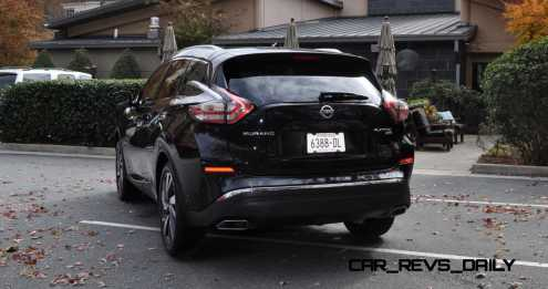 2015 Nissan Murano Platinum AWD 2