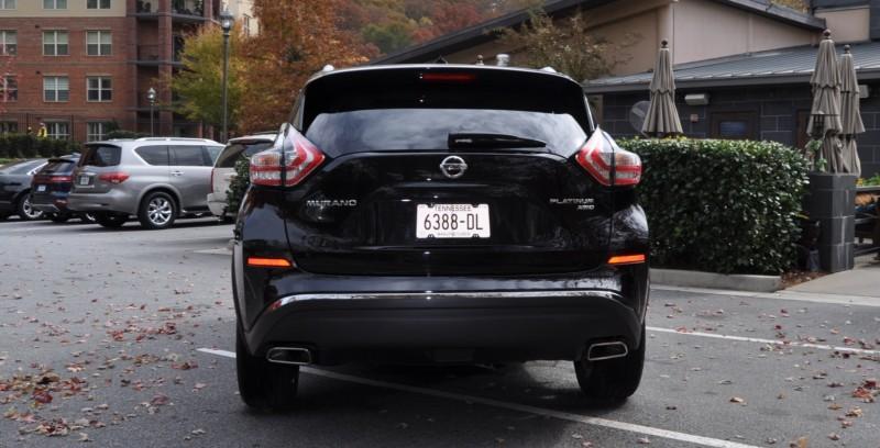 2015 Nissan Murano Platinum AWD 4