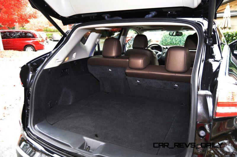 2015 Nissan Murano Platinum AWD 54