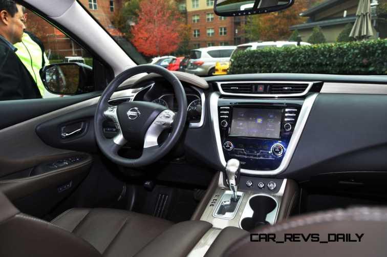 2015 Nissan Murano Platinum AWD 62