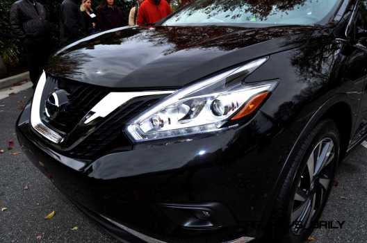 2015 Nissan Murano Platinum AWD 94