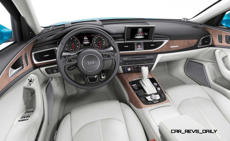 2016 Audi A6 22