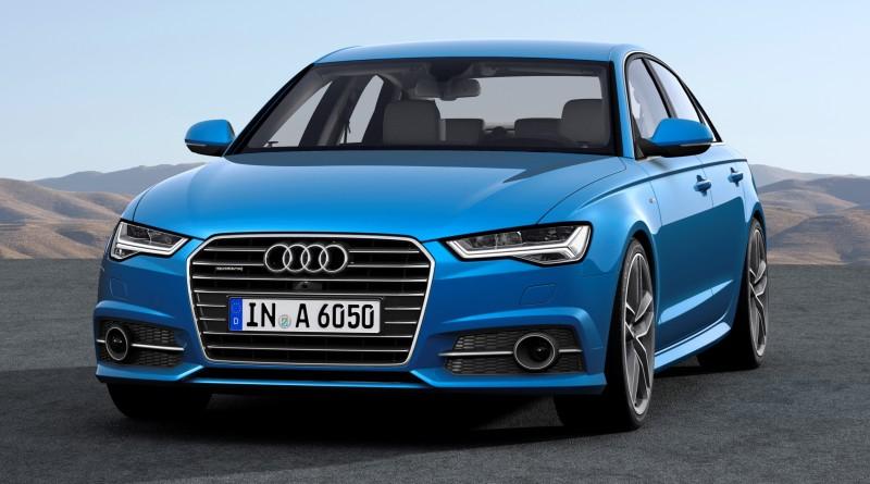 2016 Audi A6 26