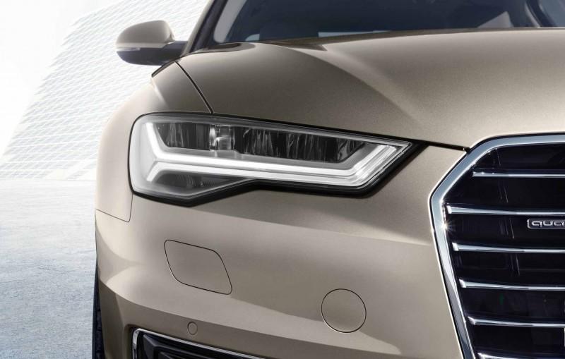 2016 Audi A6 4