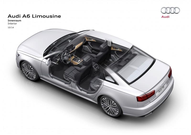 2016 Audi A6 42