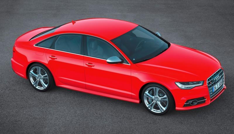 2016 Audi A6 55