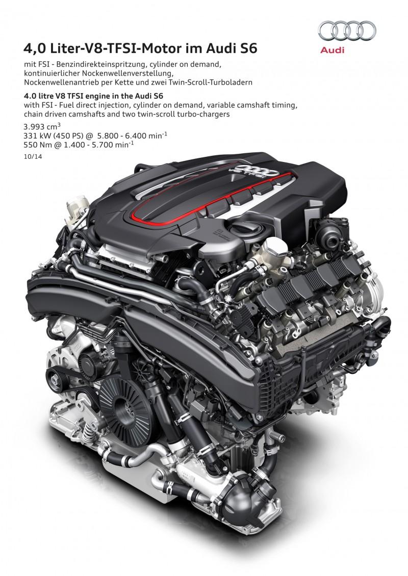 2016 Audi A6 69