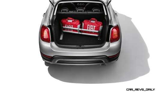 2016 Fiat 500X Lounge 7