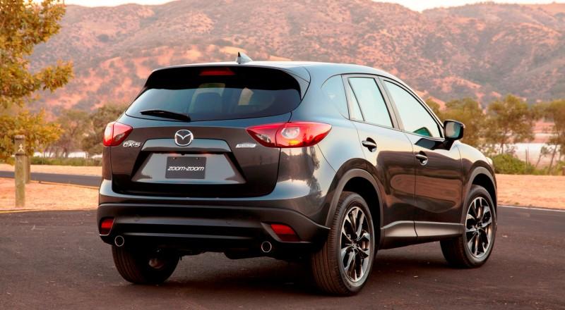 2016 Mazda CX-5 26