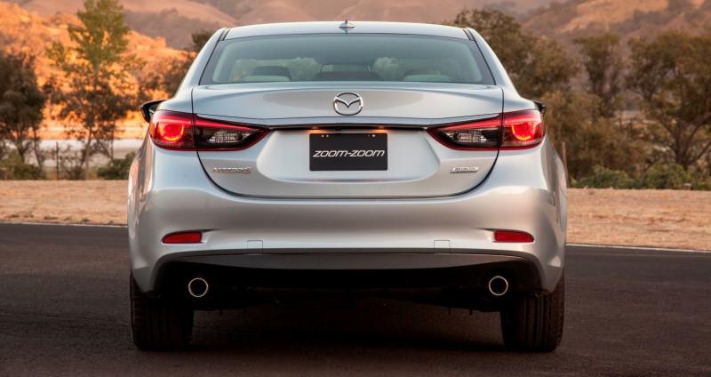 2016 Mazda6 Exterior 13