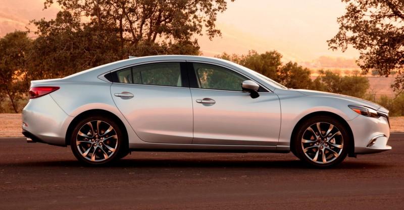2016 Mazda6 Exterior 16