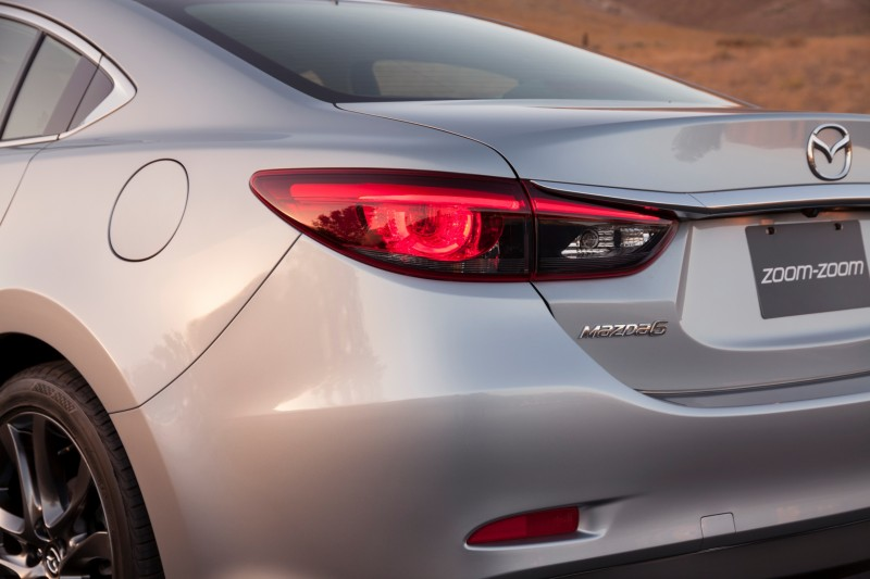 2016 Mazda6 Exterior 21