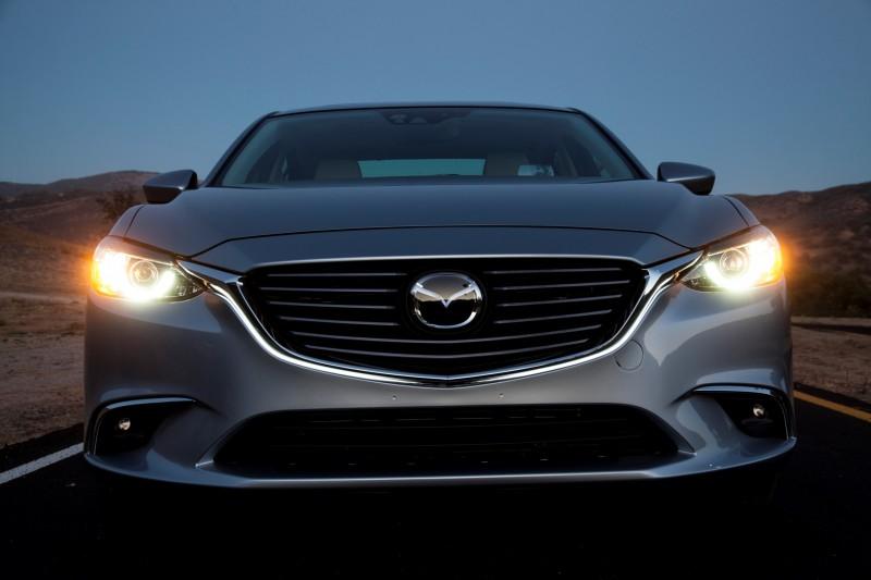 2016 Mazda6 Exterior 32