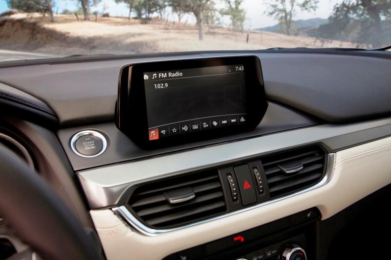 2016 Mazda6 Interior 2