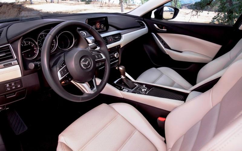 2016 Mazda6 Interior 3