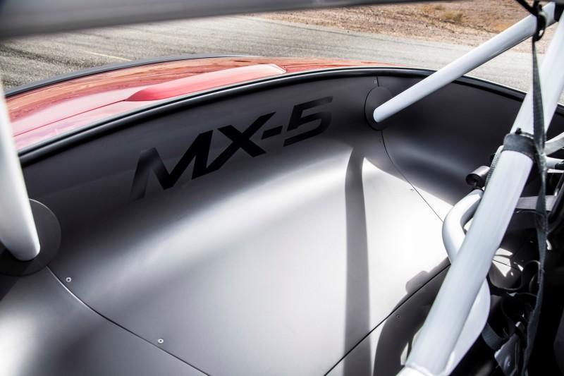 2016 MazdaSpeed MX-5 Racecar 10