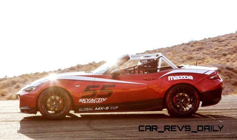 2016 MazdaSpeed MX-5 Racecar 24