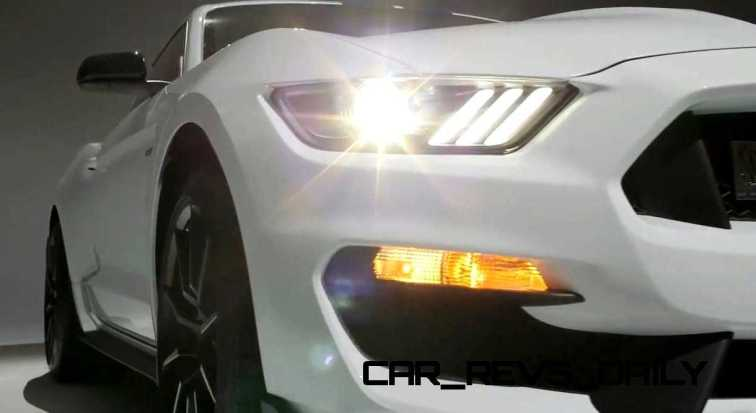 2016 SHELBY GT350 Mustang White 41