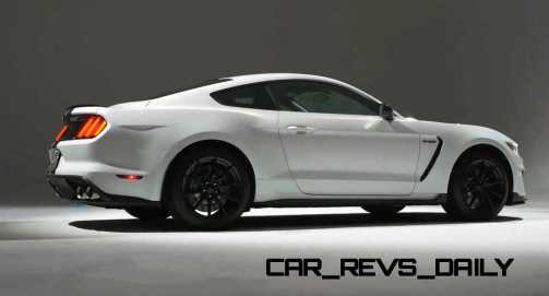 2016 SHELBY GT350 Mustang White 79