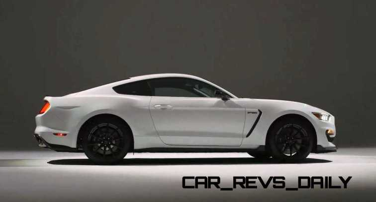 2016 SHELBY GT350 Mustang White 84