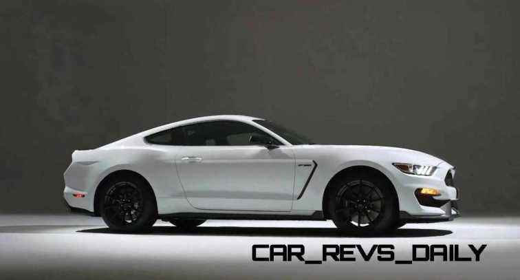 2016 SHELBY GT350 Mustang White 92