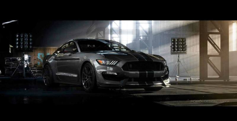 2016 Shelby GT350 22
