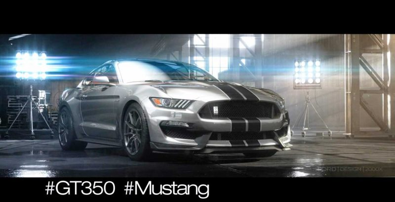 2016 Shelby GT350 23