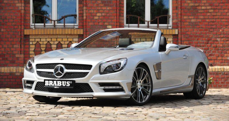 BRABUS Mercedes-Benz SL550 R231 1